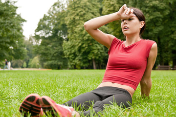 Головные боли после физических нагрузок