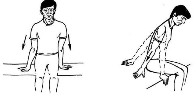 Гимнастика при инсульте с картинками