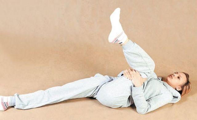Исцеляющая гимнастика для тазобедренных суставов по Евдокименко