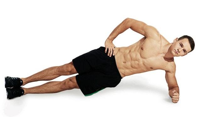 Планка для мужчин: особенности упражнения для мужского тренинга