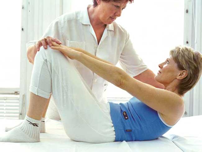 Восстановление после инсульта - гимнастика ЛФК в домашних условиях