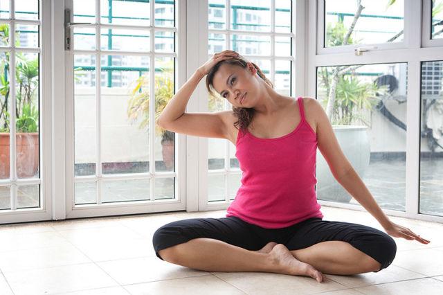 """Александра Бонина """"Секрет здоровой шеи"""" - супер упражнения против шейного остеохондроза"""