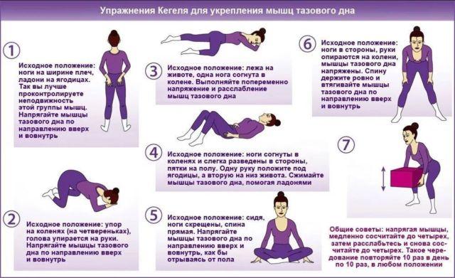 Волшебная гимнастика Кегеля для женщин