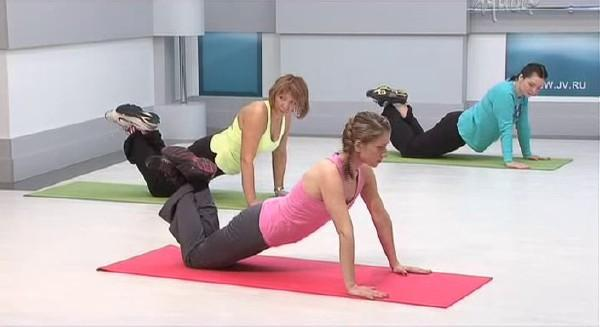 Экспресс-курс для быстрого похудения от Марины Корпан - худеем просто