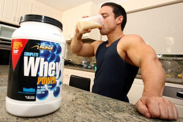 В чем разница гейнера и протеина и что же лучше выбрать
