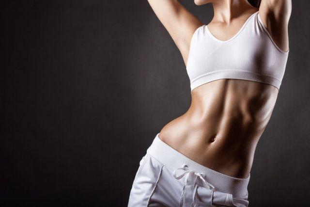 Сброс веса + красивый рельеф мышц: как сушиться девушкам