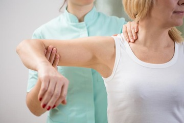 Упражнения для разработки плечевого сустава после операции латарже