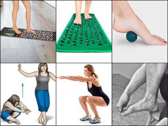 Эффективные упражнения, помогающие при вальгусной деформации стопы (для взрослых и детей)