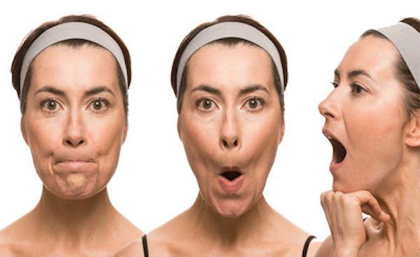 Мимическая гимнастика при неврите, парезе, нейропатии лицевого нерва - убираем недуг навсегда