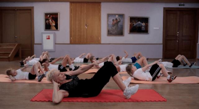 Комплекс Елены Плужник: лечебная гимнастика
