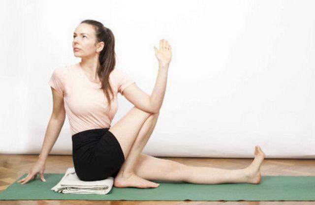 Йога для здоровой спины