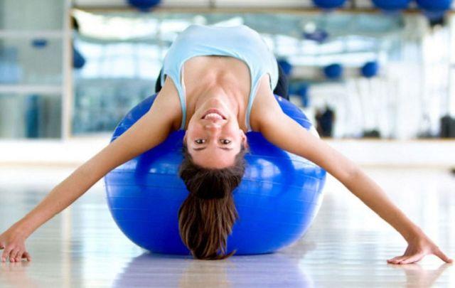 Маска для тела фитнес