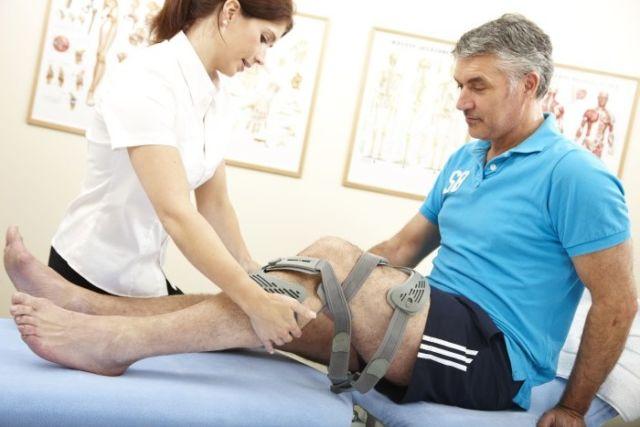 Восстанавливающие лечебные упражнения при повреждении или разрыве мениска коленного сустава
