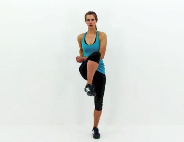 Лечебные упражнения при ишиасе седалищного нерва