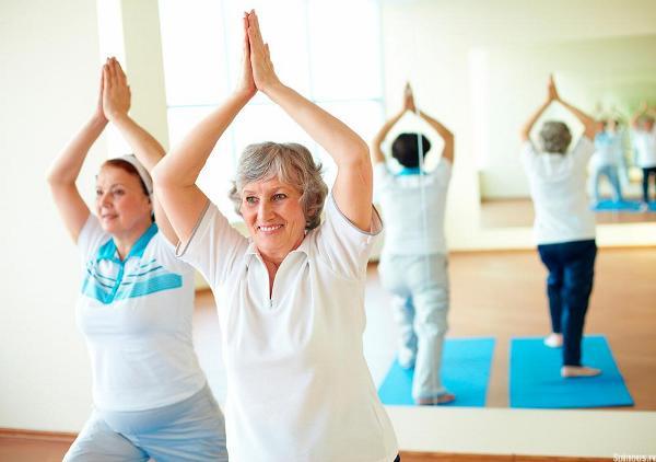 Лечебные упражнения при остеопорозе позвоночника для пожилых