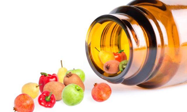 Витамины и их роль в обмене веществ
