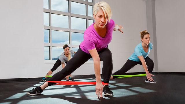 Резиновый жгут для тренировок: советы по выбору, видео
