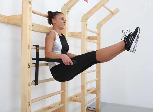 Эффективные упражнения на шведской стенке: укрепляем мышцы, строим тело
