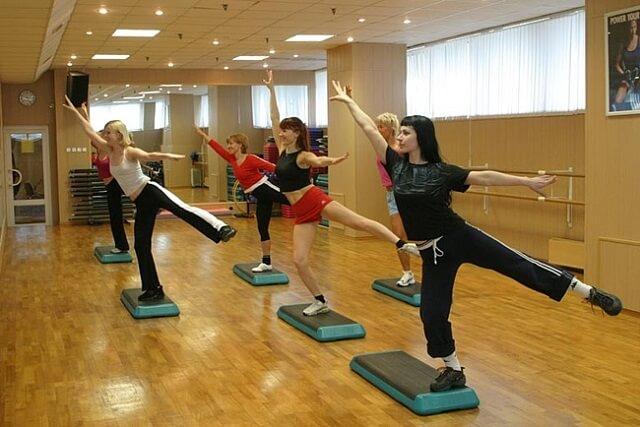 упражнения для похудения на платформах