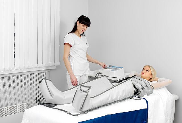 Что такое прессотрапия для похудения и не только: как часто делать процедуру