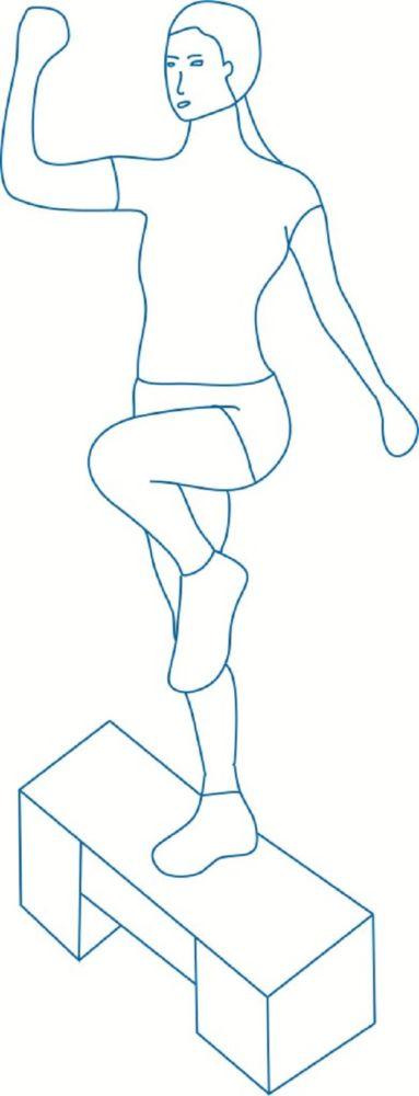 Степ-платформа и похудение: упражнения для эффективного жиросжигания