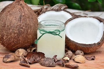 Можно ли жарить на кокосовом масле: польза и вред жарки