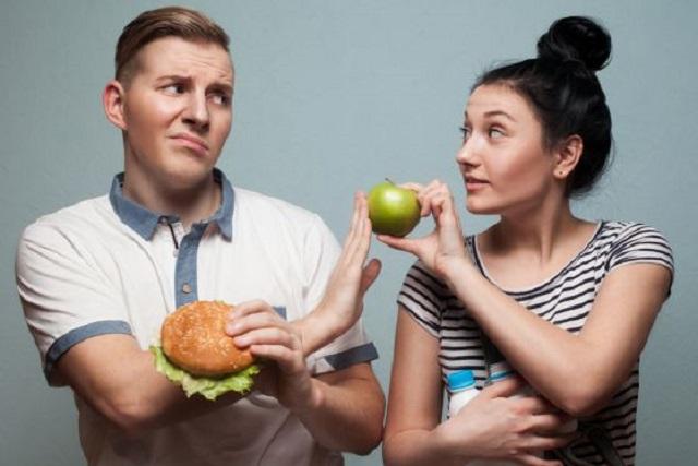 Как уговорить мужа худеть вместе: советы по взятию крепости
