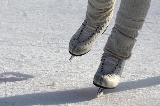 Худеем на коньках: зимний отдых с пользой телу