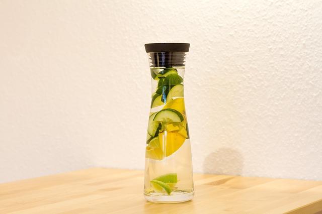 Вода, имбирь и лимон: взрывное витаминное сочетание для похудения