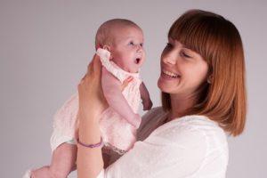 Материнский стресс повышает риск ожирения у ребенка