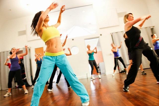 Модные виды фитнеса