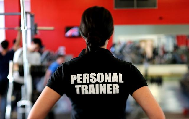 Личный тренер