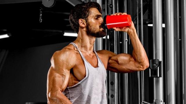 Протеин в бодибилдинге для роста мышц