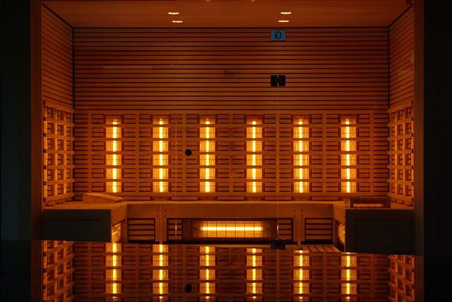 Инфракрасная баня