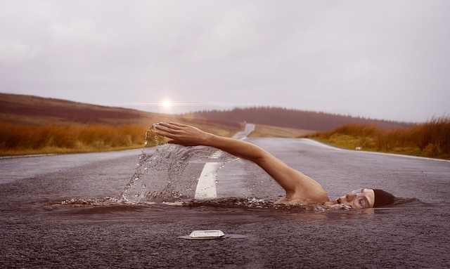 Спорт и вода