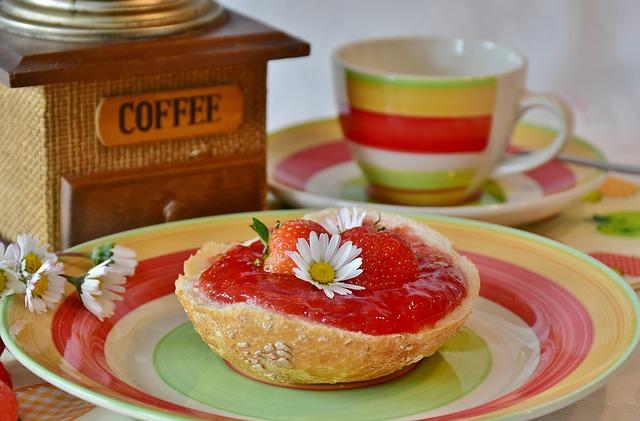 Завтрак с углеводами