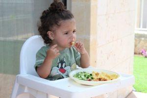 Большие порции ведут к повышенному потреблению пищи у дошкольников