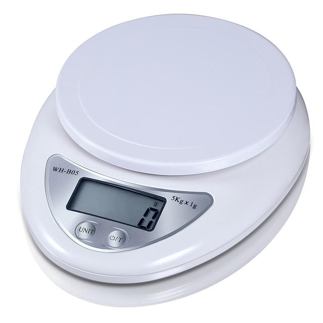 Весы с платформой