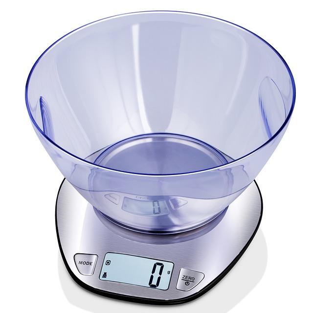 Весы с чашкой