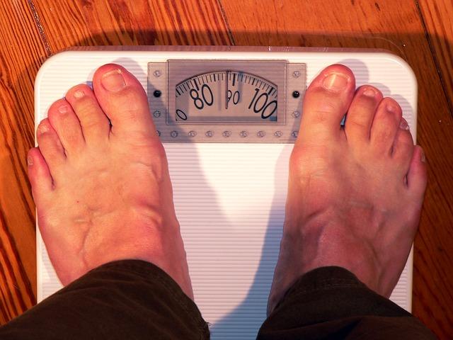 Определение ожирения по весу