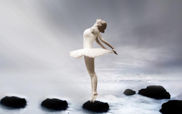 Балерина на носочках