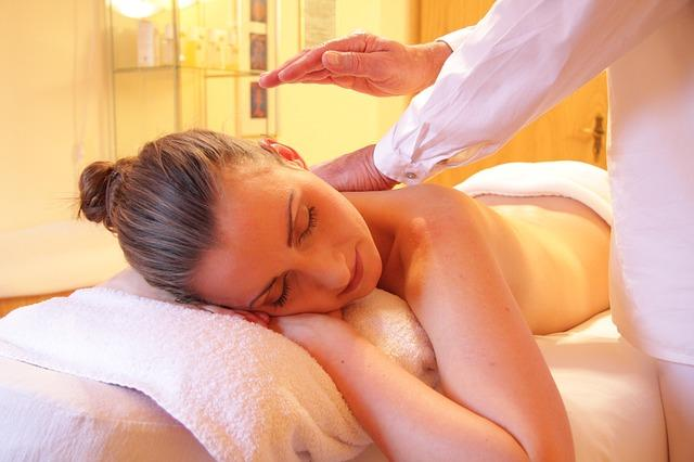 Спа-массаж в бане