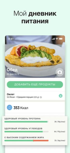 Приложения Для Похудения App Store. Рейтинг лучших приложений для похудения на Android и iOS