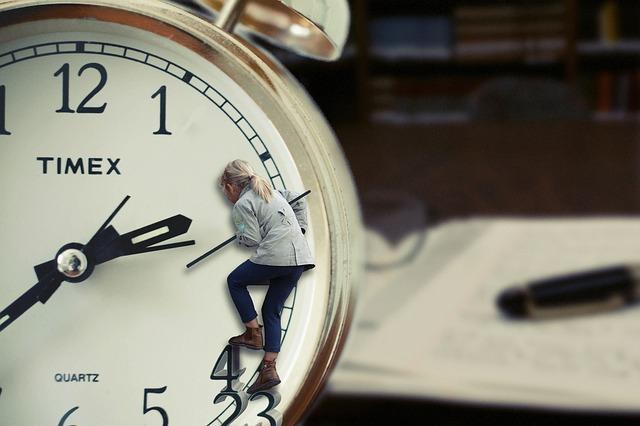 Правильное время для сна