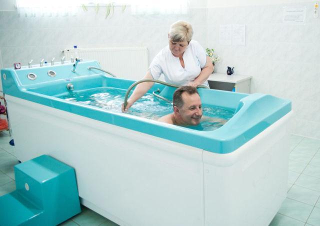 Радоновые ванны в домашних условиях